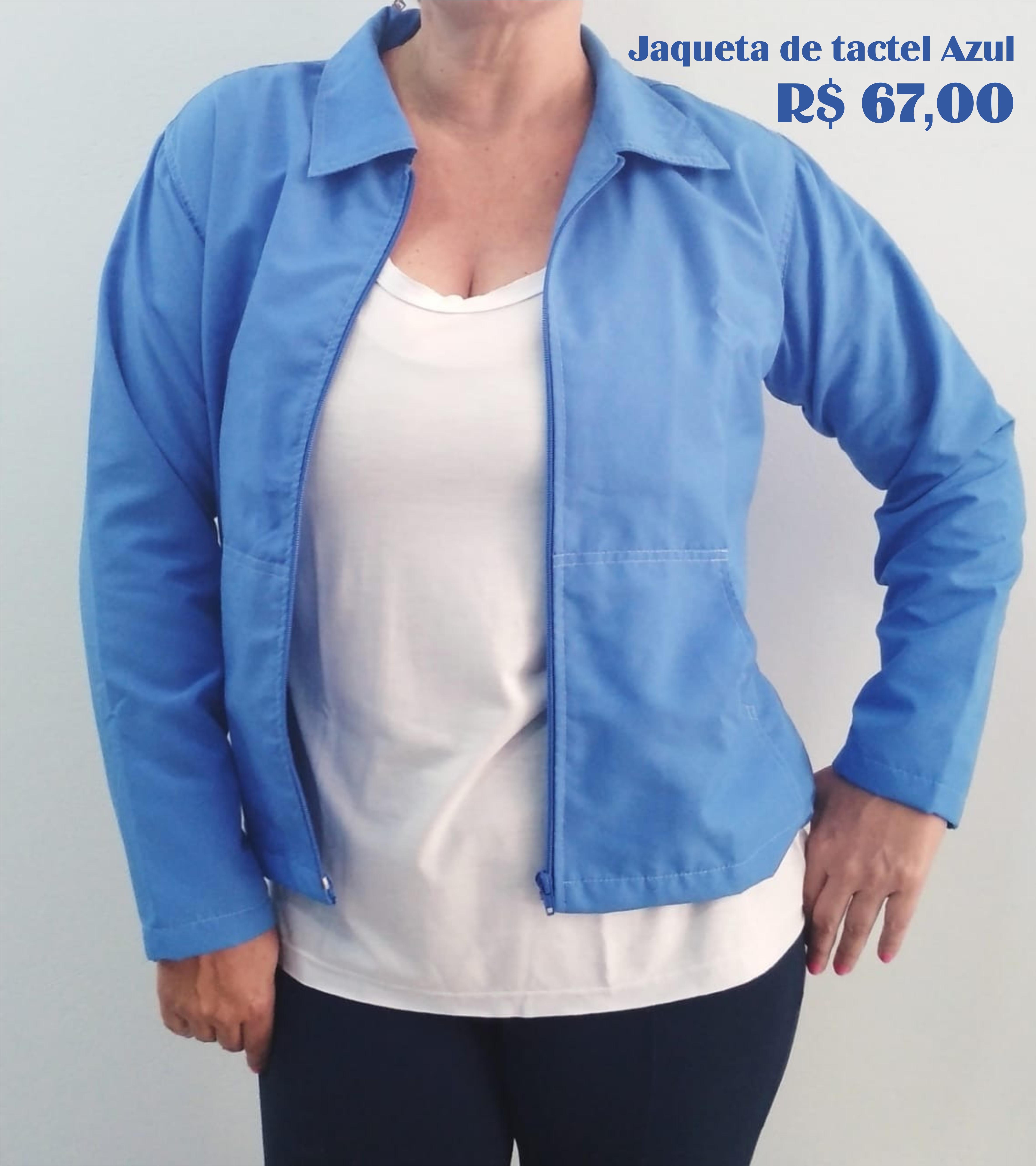 Novas jaquetas femininas